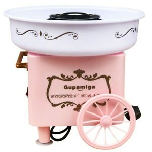 clearance Gupamiga Cotton Candy Maker New In Box Free Shipping