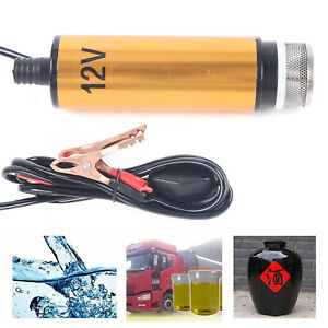 Fit For Electric Submersible Water Oil Diesel Fuel Submersible Pump Heavy Duty