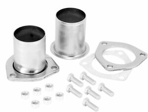 Autotmotive Universal Collector Reducer Kit 3 Header Reducer Gasket With Bolts