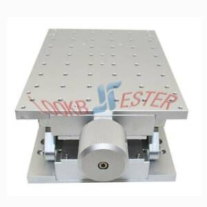 Laser Marking Machine Z axis Positioning Moving Work Table Workbench Worktable