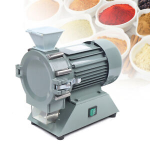 Micro Plant Grinder Soil Crusher Pulverizer Continuousoperation Grinding Machine