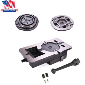 4 Inch Heavy Duty Vise Lockdown Precision Milling Vise With 360 Rotatable Base