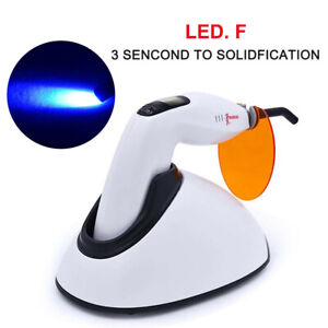 Woodpecker Led f Dental Wireless Led Curing Light With Light Meter Us Stock