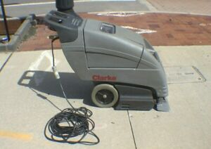 Clarke Image 20ix Electric Commercial Walk Behind Carpet Extractor Cleaner