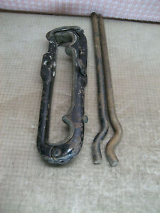 Vintage 1920 S Ford Model T Top Bow Saddle Clamp Bracket Only One Old Part 214rl