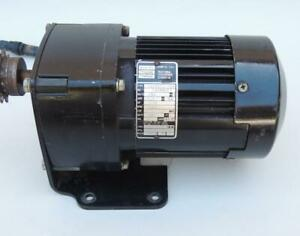 Bodine Electric Motor 1 2 Hp 230 Volts 1700 Rpm Pre owned