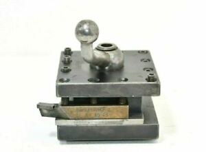 Enco 9d1 4 5 Four Way Indexing Turret Tool Post