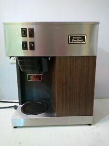 Bunn Vpr Pourover Coffee Maker 12 cup Brewer Commercial Dp02