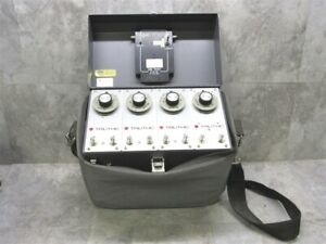 Trilithic Vf 4 75ohms 55 880 Mhz Portable Tunable Filter Preselector