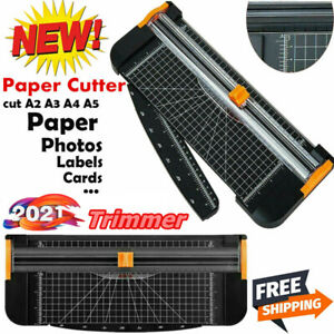 Professional A4 Paper Cutter Heavy Duty Trimmer A4 A3 A5 Photo Paper Trimmer New