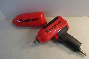 Snap On Mg725 1 2 Dr Hd Air Impact Wrench W Boot Exc