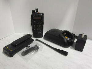 used Motorola Xpr6580 800 900mhz Aah55uch9lb1an