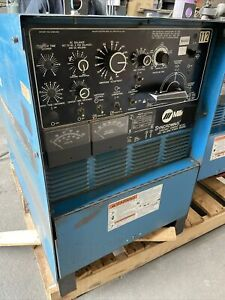Miller Syncrowave 250 Ac dc Arc Weldong Power Source