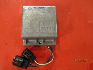 Mustang Ford Lincoln Mercury 1977 79 New Ignition Control Module Made In Usa
