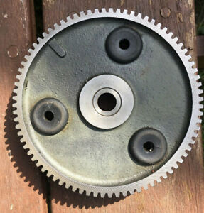 Excellent South Bend Heavy 10 10l Lathe 80 Tooth 80t Idler Gear And Bushing