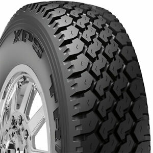 4 New Lt215 85 16 Michelin Xps Truck Radial Traction 85r R16 Tires Lr E