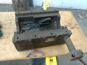 Lathe 6 Position Tailstock Turret Parts As It Craftsman Atlas Flat Bed