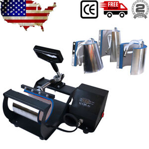 Bettersub 4in1 Mug Heat Press Sublimation Transfer Tumbler Press Machine For Cup