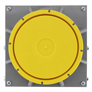 Hubbell Cfbs1r4sfb Systemone Recessed Floor Box 4 Stamped Steel