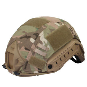 Tactical Helmet Cover for FAST Helmet Army Military Airsoft Headwear New $11.19