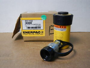 Enerpac Rc 102 Hydraulic Cylinder Duo Series 10 Ton New
