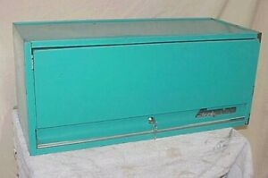 Snap On Krwl3625 Top Cabinet Teal 36 X 16 Krwl3625apf Upper Unit Snap On