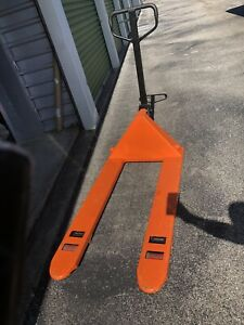 Pallet Jack 2 5 Ton 3 Position Control Lever only Used 5 Times
