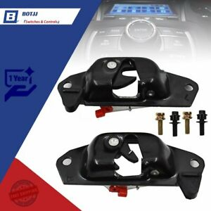 For 1999 2007 Chevy Silverado Sierra Tailgate Latch Lock Set 15921948 15921949 Fits More Than One Vehicle