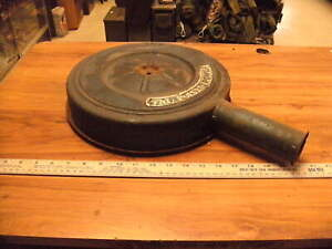 Amc Rambler Marlin 1960s Air Cleaner Assembly Tri Poised Power 1 Or 2 Bar