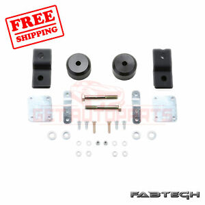 Fabtech 2 Leveling System For Ford F450 4wd 2008 13