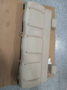 2004 Ford F150old Rear Seat Upper Back Leather 9033