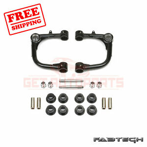 Fabtech 0 6 Uniball Upper Control Arms Only For Toyota Fj 2wd 4wd 2006 09