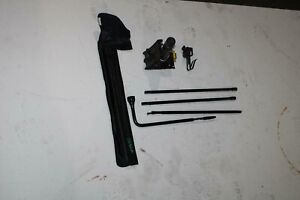 07 13 Gm Truck Spare Tire Bottle Jack Lug Wrench Rods Pouch Oem Rods