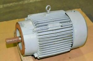 Reliance 286tc 30 Hp Tefc 3 Phase Electric Motor