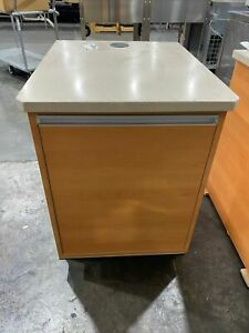 Restaurant Microwave Cabinet Coffee Maker Convenience Store Beverage Counter