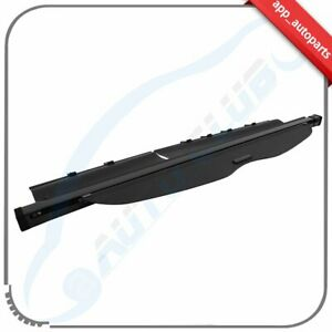 For Toyota Highlander 14 19 Trunk Cargo Cover Security Shade Retractable Shield