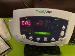 Welch Allyn Spot Vital Signs Monitor 53 Sto 300 Series