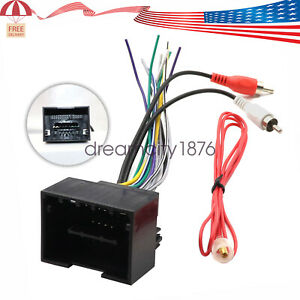 Aftermarket Stereo Radio Wire Harness For Chevrolet Express 2500 2013 2016