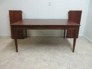 Ethan Allan American Impressions Mission Cherry Dining Room Conference Table