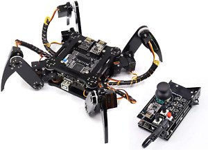 Freenove Quadruped Robot Kit With Remote compatible With Arduino Ide Raspberry