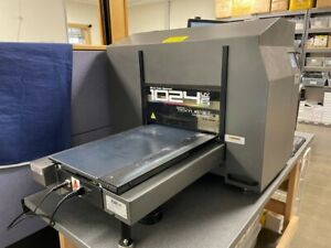 Direct Color Systems 1024 Uvmvp6 Uv Digital Printer In Very Good Condition