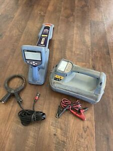 Radiodetection Spx Rd7000 Dl Tx 5 Cable pipe Detector Locator With Clamp Leads