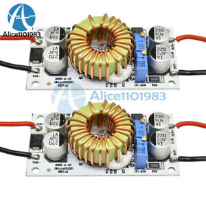 2pcs Dc Boost Converter Constant Current Mobile Power Apply 10a 250w Led Driver