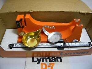 Used Lyman D 7 Reloading Scale $42.99
