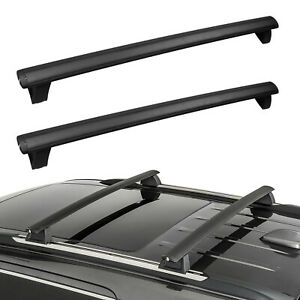 For 2011 2021 Jeep Grand Cherokee Top Roof Rack Cross Bar Luggage Cargo Carrier