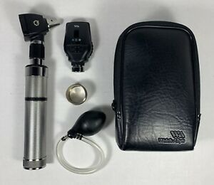 Welch Allyn Student Diagnostic Set Otoscope Ophthalmoscope With Li cd Battery