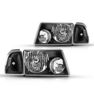 Headlights Headlamps Signal Lights For 1998 2002 Expedition 1997 2003 F 150