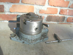 Hartford 5 Horizontal Vertical Super Spacer Indexer Table 3 Jaw Chuck For Mill