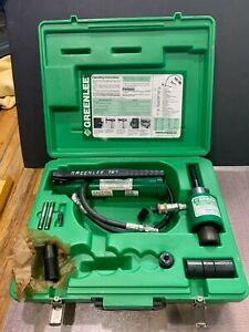 Greenlee 7646 Hydraulic Knockout Punch Driver 746 767