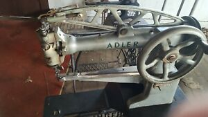 Adler 30 15 Industrial Leather Sewing Machine